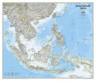 Southeast Asia Classic, Tubed: Wall Maps Countries & Regions