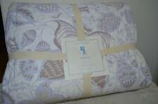 Pottery Barn Kids EVELYN Quilt Twin size ~ NEW ~ Lavender