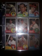 1963 Topps Complete Your Set Series 1 (11-446).