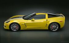 Z06 Race Car Vette Corvette Chevy 1 2000s Sport 24 Exotic 12 Carousel Yellow 18