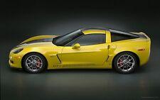 Z06 Race Car Vette Corvette Chevy 1 2000s Sport 24 Exotic 12 Carousel Yellow 18