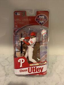 McFarlane MLB Series 27 Chase Utley Philadelphia Phillies figure
