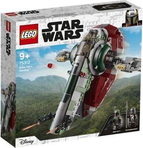 LEGO® Star Wars™ 75312 Boba Fetts Starship™ NEU & OVP