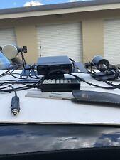 Decatur (Genesis II) Ka-Band Dual Antenna Police Radar System  complete & mounts