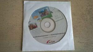 ArcSoft Photo Impression Version 4 + Multimedia Email - PC CD-ROM Software