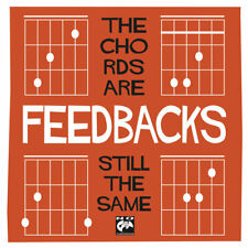"7"" EP FEEDBACKS THE CHORDS ARE STILL THE SAME VINYL POWER POP"
