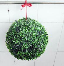 1X Artificial Plant Topiary Ball Boxwood Ball Wedding Decoration co-ot407