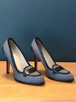 """LK Bennett """"Maida"""" High Heel Court Shoes - Size UK 7 / 8 - EU 41"""