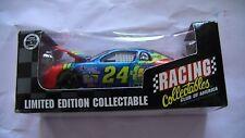 Voiture neuve nascar course rallye 1/64 Jeff Gordon!Edition limitée 1/15000!