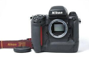 [Near MINT S/N 301XXXX] Nikon F5 35mm Film Camera Body only from JAPAN E82