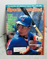 Sports Illustrated April 23 1984 Darryl Strawberry New York Mets on cover