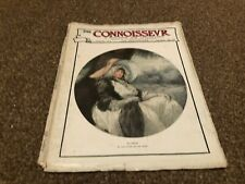 (MCBK03) CONNOISSEUR MAGAZINE COVER - ALINDA BY AND AFTER WILLIAM WARD