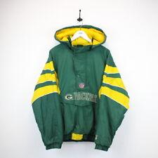 Vintage 90s NFL Pro Line STARTER Green Bay PACKERS Padded Jacket | Large