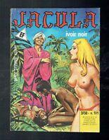 Jacula N° 101 - avril 1979 - Ivoir Noir - Elvifrance - La Reine des Vampires