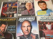 Star Trek Publications and Magazines