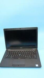 "Dell LATITUDE 5490 14"" CORE i5-7300U 2.6GHZX BIOS BOOT ,FAULTY SPARES SL51"