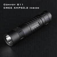 XML2 U2 1B 940Lm 7135m LED Flashlight Convoy S2