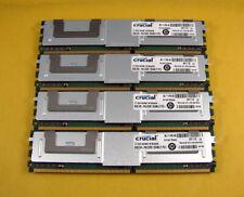32GB 4x 8GB PC2 5300F ECC FBDIMM Apple Mac Pro 1.1 2,1 3,1 Memory CT102472AF667