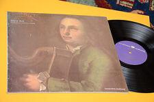 DEREK BELL'S LP CAROLAN'S RECEIPT ORIG IRLANDA EX FOLK IRLANDESE