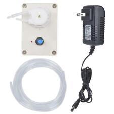Adjustable Industrial Dosing Pump Peristaltic Pump For Aquarium Speed 110-240V