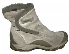 Women's Merrell Snow Boots Sz 9 Polartech Silver Burch Thermo Arc Ice Waterproof