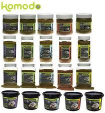 More details for komodo complete dry tortoise holistic diet food 5 flavours 170g, 340g, 680g, 2kg
