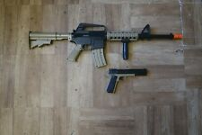 Airsoft Gun Bundle (The Best Deal Out there ) comes with M-16 and pistol (6mm)