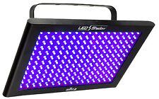 Chauvet UV Shadow LED Wash Panel Ultraviolet Blacklight DJ Disco Club