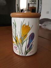 Barattolo ceramica Portmeirion