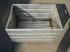 Zarges / Alubox Transportbox Aluminium Kiste , Lagerbox, Lagerkiste