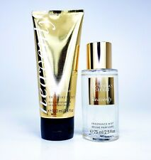 2 Victoria's Secret Heavenly 2Piece Gift Set Fragrance Mist & Velvet Cream NEW
