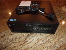 HP Z220 SFF WorkStation I3-3220, 3.30GHZ, 2GBRAM, NO HARD DRIVE W/ POWER CORD