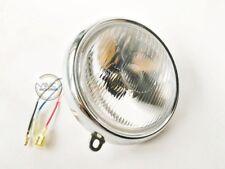 CHROME 194.1 HONDA SL100 SL125 XL100 XL125 XL175 HEAD LIGHT GUARD
