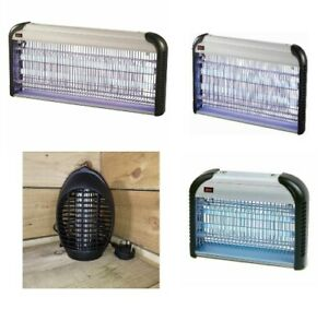 Electrical Fly Killer Home Commercial Fly Insect Bug Mosquitos UV Zapper