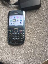 Nokia c3-00 - Slate Gray (sin bloqueo SIM) Top estado!!!