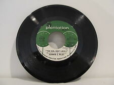 45 RECORD JEANNIE C RILEY- THE GIRL MOST LIKELY