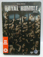 Royal Rumble 2009 DVD STEELBOOK Limited Edition - NEW & SEALED
