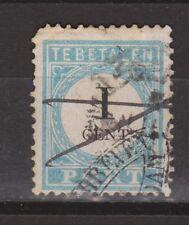 D2P3 Port nr.3 tanding D type 2 used SPECIAL CANCEL NVPH Nederland due stamp