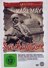 DVD NEU/OVP - Durch die Wüste (Karl May) - Fred Raupach & Heinz Evelt