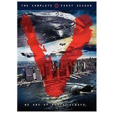 DVD: V: Season 1, .: Elizabeth Mitchell, Morena Baccarin