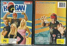 HOGAN KNOWS BEST COMPLETE SEASON ONE HULK HOGAN LINDA NICK BROOKE GREAT NEW DVD