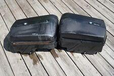 Seitenkoffer BMW K75 K100 Gepäckträger Koffer