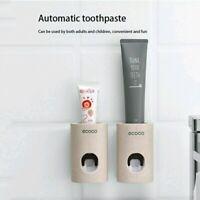 Automatischer Zahnpastaspender Zahnbürstenhalter Extrusion Gerät Selbstklebend