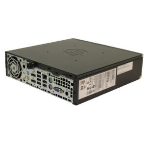 HP 8300 USDT PC Desktop i5-3470@3.40GHz 4GBRAM 320GBHDD Win10 WiFi 2xDP DVD USB3
