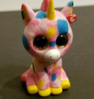 TY Beanie Boos Series 1 Mini Boo 2-inch Collectible Handpainted RARE Unicorn