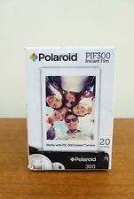 Polaroid PIF300 Instant Film - 20 Prints - EXP 12/2018 - Unopened