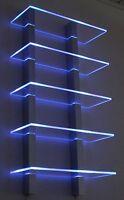 Design Regal LED ideal für CD`s oder DVD`s