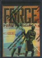 1997-98 TOPPS FINEST REFRACTOR TYRONE HILL