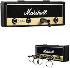 Licensed Original Marshall JCM800 Jack Rack 2.0 Key Hanger Includes 4 Keychains