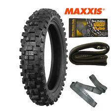 Husqvarna Te 250 300  Enduro  Maxxis Rear Tyre Tube Bundle F.I.M 140-80-18